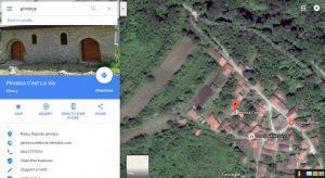 pimnica google maps
